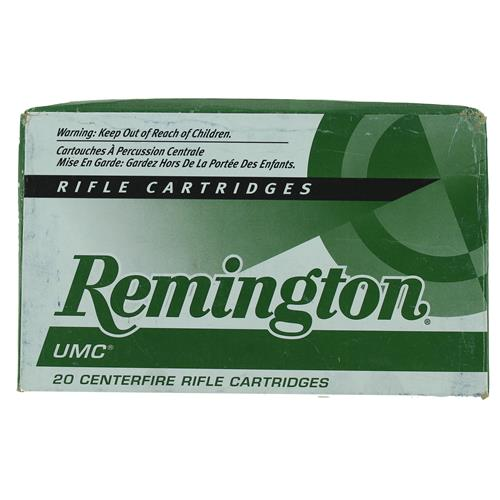 Remington UMC .303 British 174 Grain FMJ 20 Rounds IF037650N