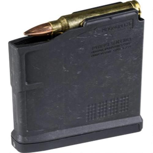 Magpul PMAG 5AC AICS Long Action Magnum Magazine 5 Rounds Black Polymer MAG698BLK IF037664N