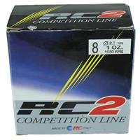 "RC2 Competition Line 12Ga. 2-3/4"" 8 Shot 1oz.Shotgun Shells IF037644N"