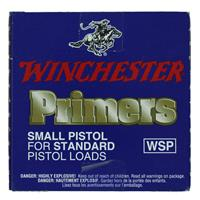 Winchester WSP Small Regular Pistol Primers 100 Pack IF037661N