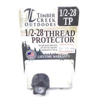 Timber Creek Outdoors 1/2-28 Thread Protector Black IF037671N