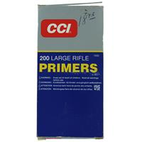 CCI Large Rifle Primers #200 IF038027N