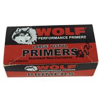Wolf Large Pistol Magnum Primers- Box of 1000  IF038031N