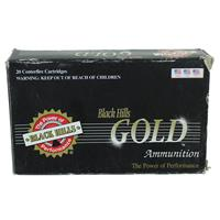 Black Hills Gold Ammunition 30-06 Springfield 168 Grain Hornady Match Hollow Point Boat Tail Box of 20 IF038035N