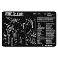 Authentic TekMat 17-BER-PX4 608866017554 B00CQ6NCRO Infidel Defense