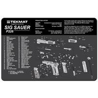 Authentic TekMat TM-17-SIGP226 804879251408 B003JWFBPU Infidel Defense