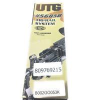 UTG SKS Tri-Rail System Hard Anodized Finish Solid Locking Construction Machined Aluminum Mount IF07492N