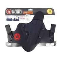 Old Faithful Holster Stealth Hip Holster Black Right IF07611N