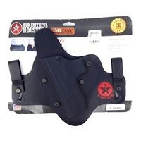 ld Faithful Tuck-Able Holster Black Lefty IF07612N