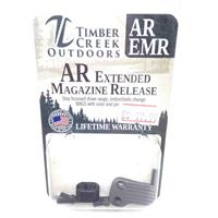 TIMBER CREEK OUTDOORS - CERAKOTE OD GREEN - EXTENDED MAGAZINE RELEASE - EMR IF09957N