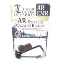 TIMBER CREEK OUTDOORS AR EXTENDED MAGAZINE RELEASE COLOR BRUNT BRONZE IF09971N